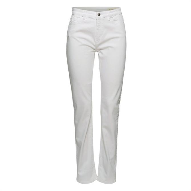 Esprit Organic Cotton Straight Jeans