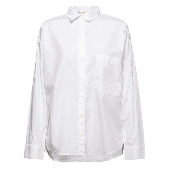 Esprit Oversized Organic Cotton Shirt