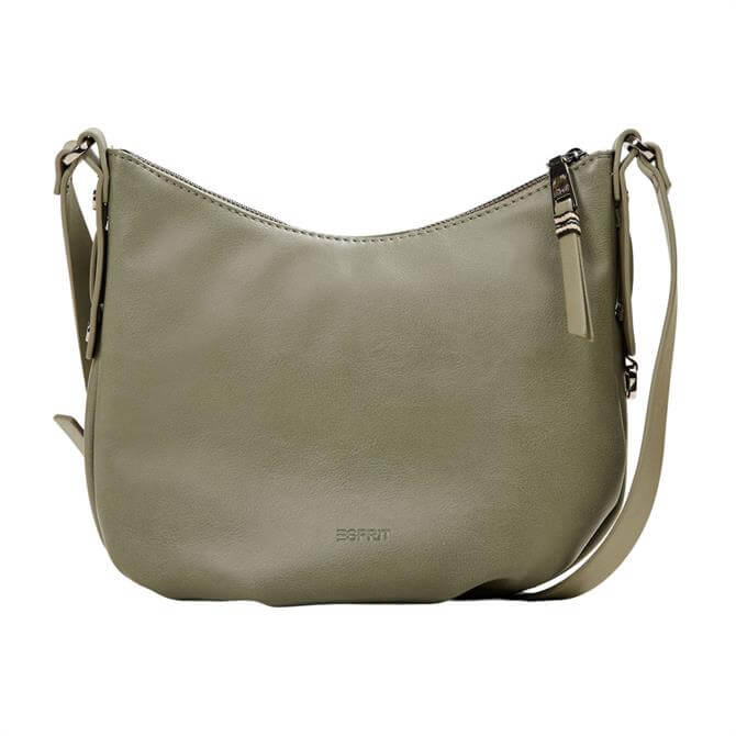 Esprit Patsy Faux Leather Cross Body Bag
