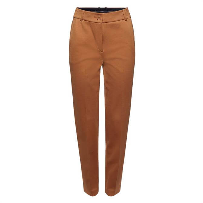 Esprit Punto Smooth Jersey Stretch Trousers