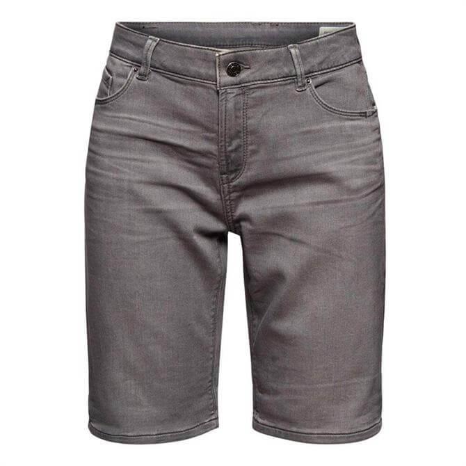 Esprit Soft Stretch Denim Shorts
