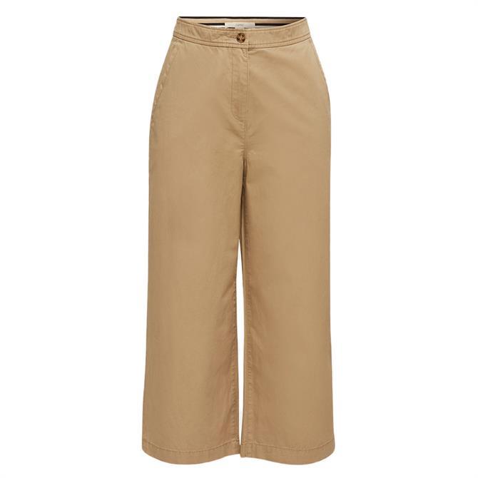 Esprit Sporty Cotton Culottes