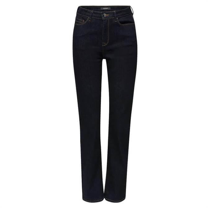 Esprit Straight Leg Blue Rinse Jeans