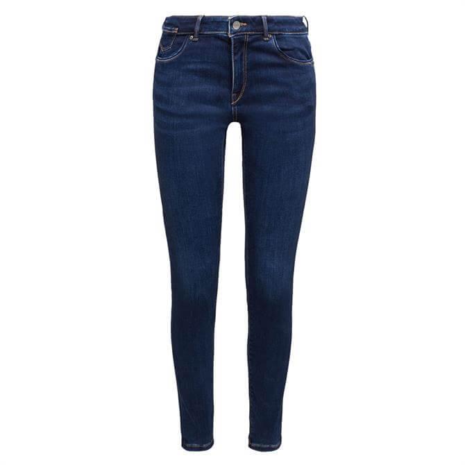 Esprit Super Stretch Skinny Mid Rise Jeans