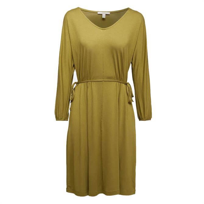 Esprit Tie Waist Dress