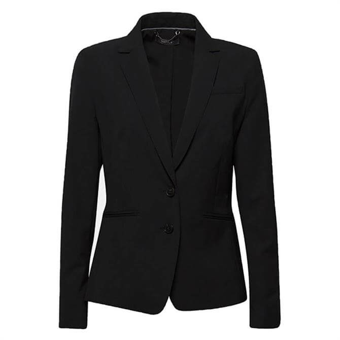 Esprit Tailored Black Blazer