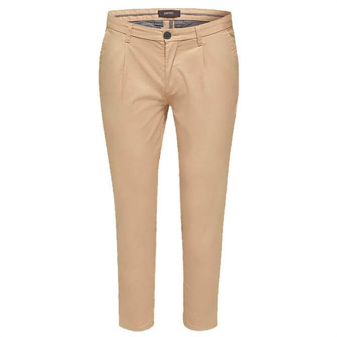 Esprit Stretch Chinos with COOLMAX Technology