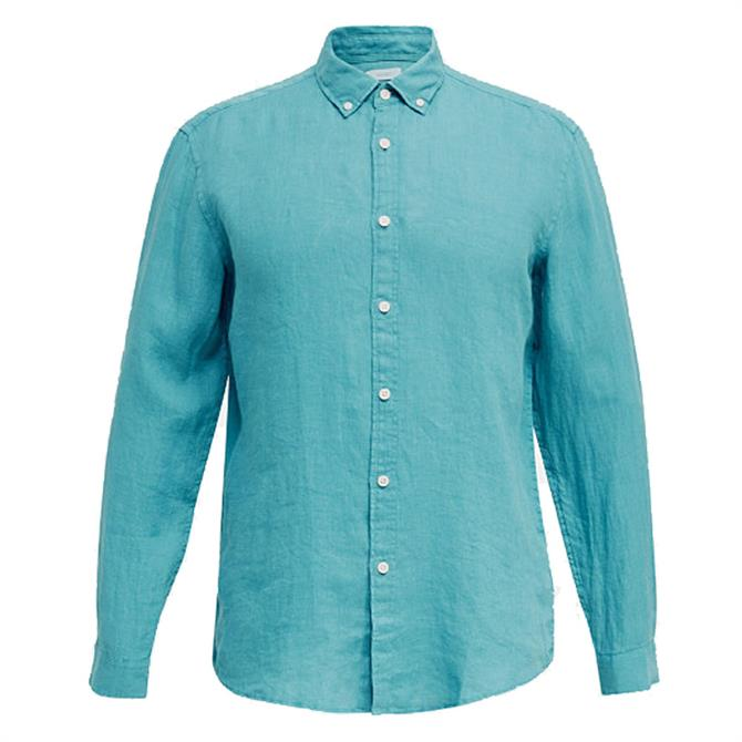 Esprit Linen Button Down Shirt