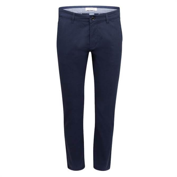 Esprit Stretch Cotton Twill Chino Trousers