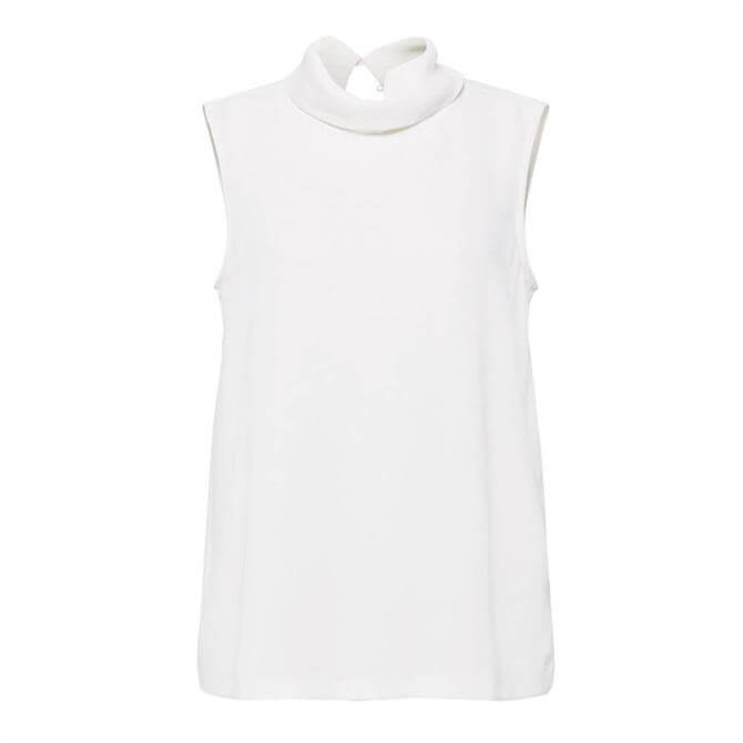Esprit Blouse Turn Down Collar Top