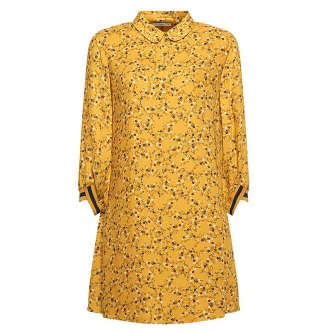 Esprit Woven Dress Jersey Borders