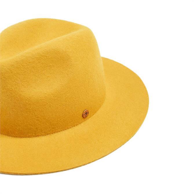 Esprit 100% Wool Fedora Hat
