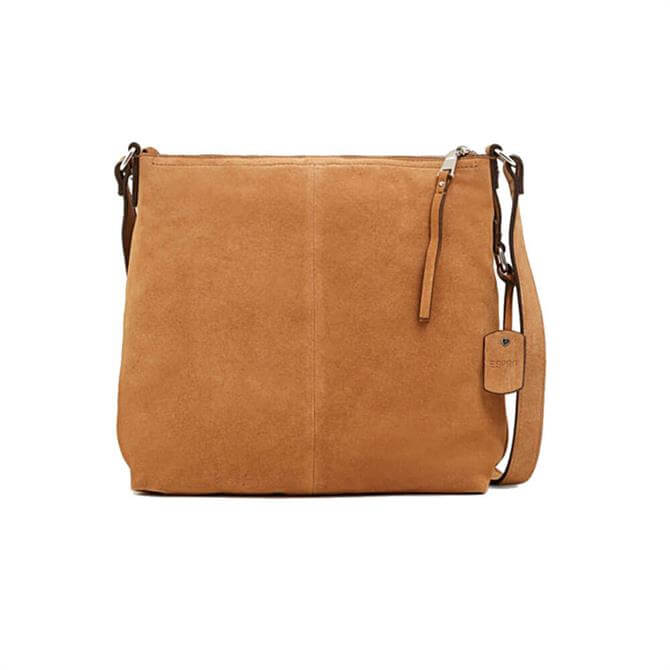 Esprit Leather Shoulder Bag