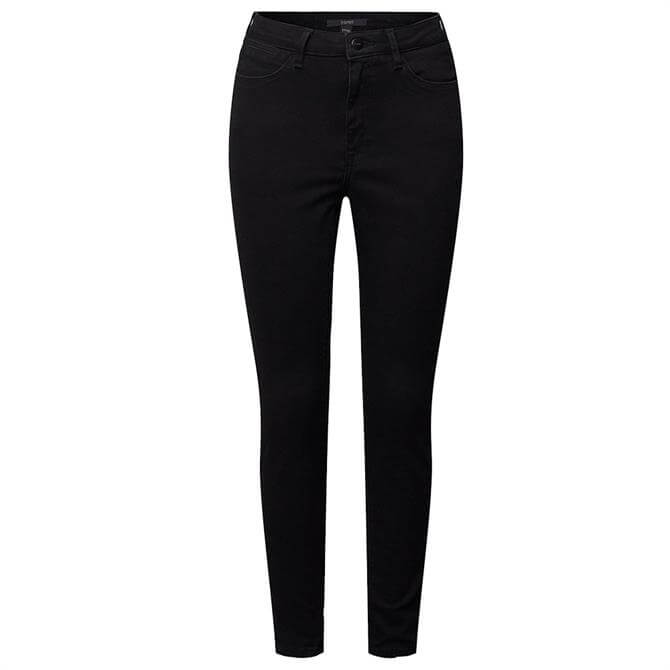 Esprit Organic Cotton High-Rise Shaping Jeans