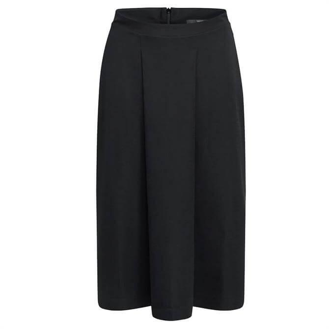 Esprit Piqué Full Midi Skirt