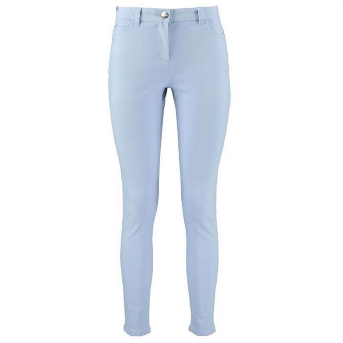 Esprit Skinny Stretch Cotton Blend Trousers