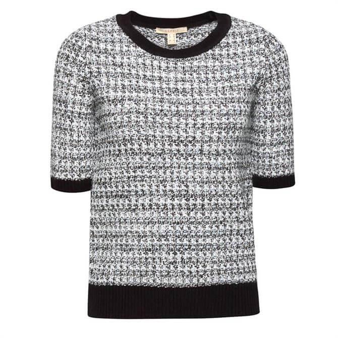 Esprit Short Sleeve Sweater Top