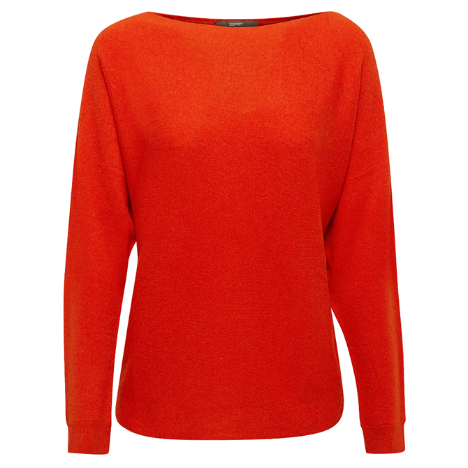 Esprit Women's 100% Cashmere Raglan Sleeve Sweater