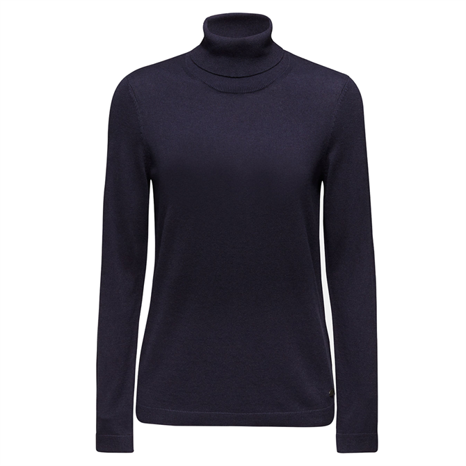 Esprit Basic Polo Neck Sweater
