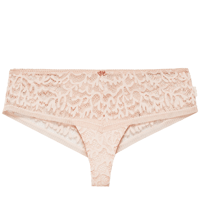Esprit Finja Nude Lace Hipster Shorts