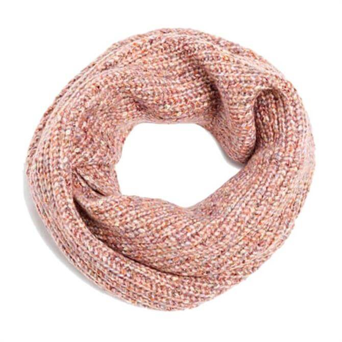 Esprit Multi Colour Melange Knitted Snood