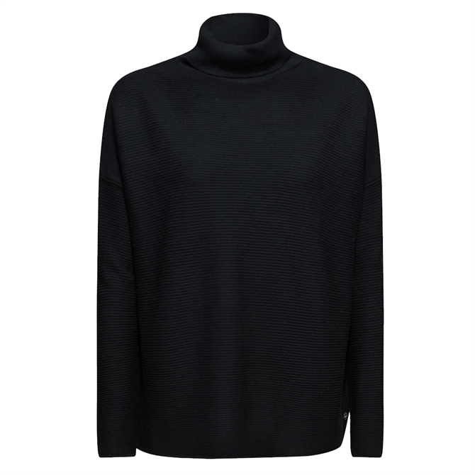 Esprit Relaxed Polo Neck Jumper