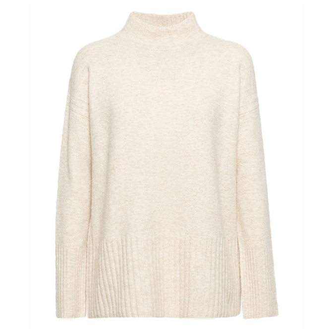Esprit Relaxed Turtleneck Knitted Jumper