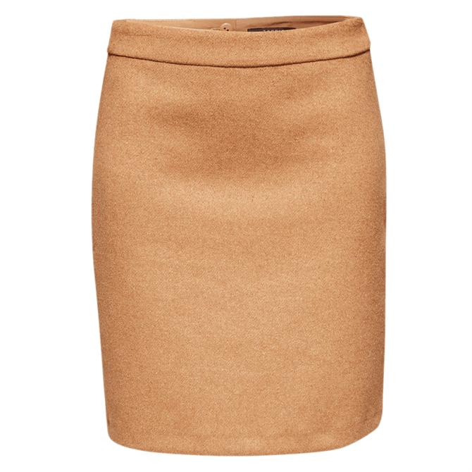 Esprit Wool A-Line Skirt