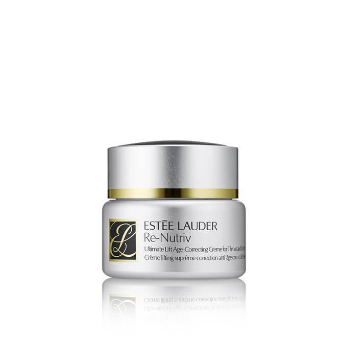 Estée Lauder Re-Nutriv Ultimate Lift Age-Correcting Crème For Throat & Décolletage 50ml