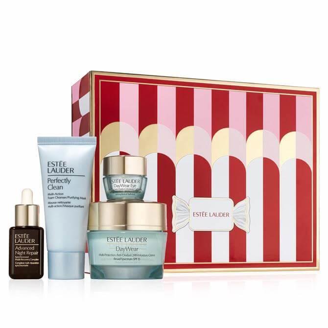 Estee Lauder Protect + Hydrate Skincare Treats Gift Set