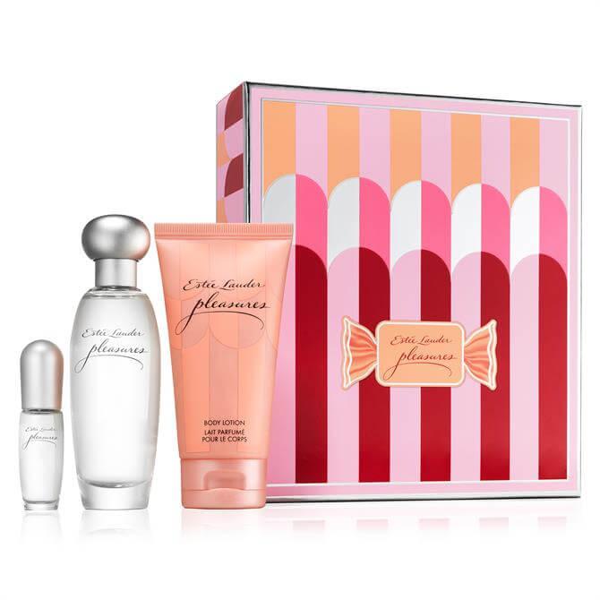 Estee Lauder Pleasures Favorite Treats Gift Set