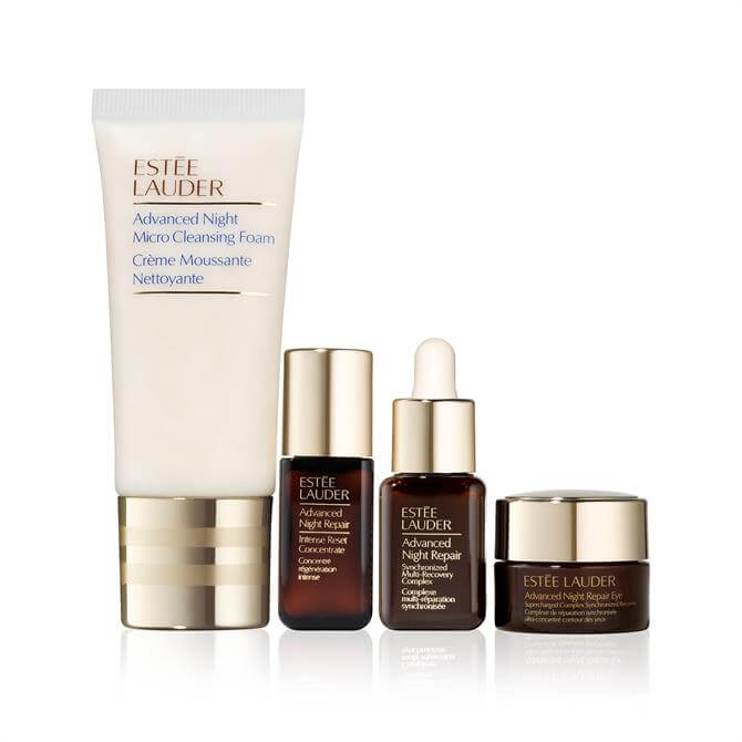 Estee Lauder Nightly Reset Repair + Renew Gift Set