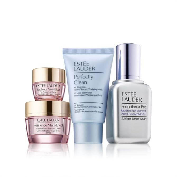 Estée Lauder Smooth + Glow For Refined, Radiant-Looking Skin Gift Set