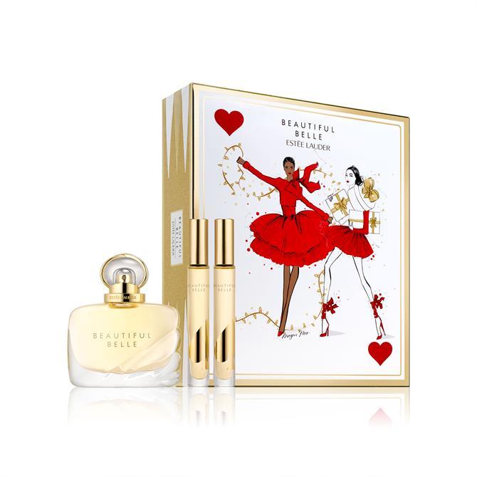 Estée Lauder Beautiful Belle Limited Edition Eau de Parfum Gift Trio
