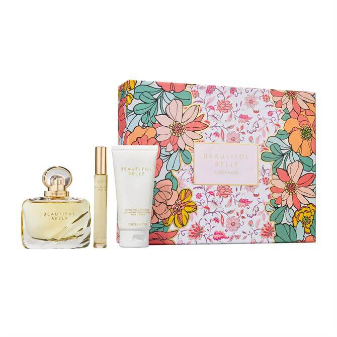 Estée Lauder Beautiful Belle Romantic Promises Fragrance Gift Set