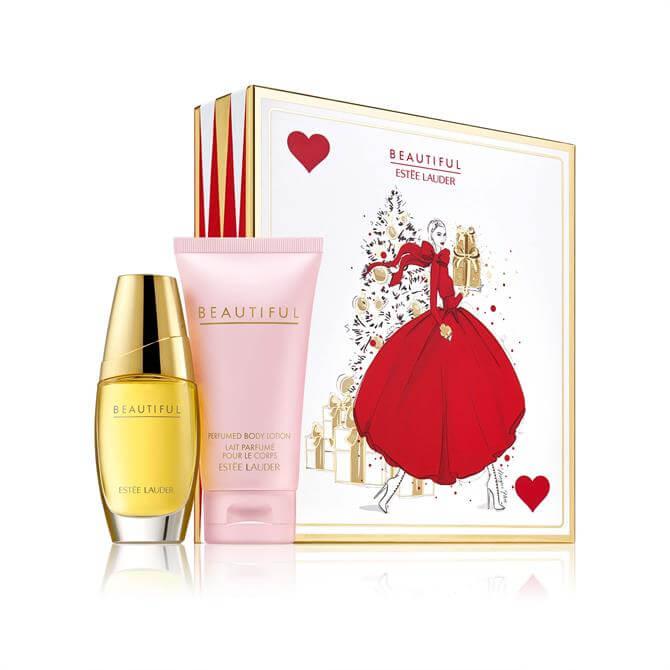 Estée Lauder Beautiful Favourites Fragrance & Body Gift Set