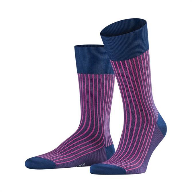 Falke Oxford Stripe Socks