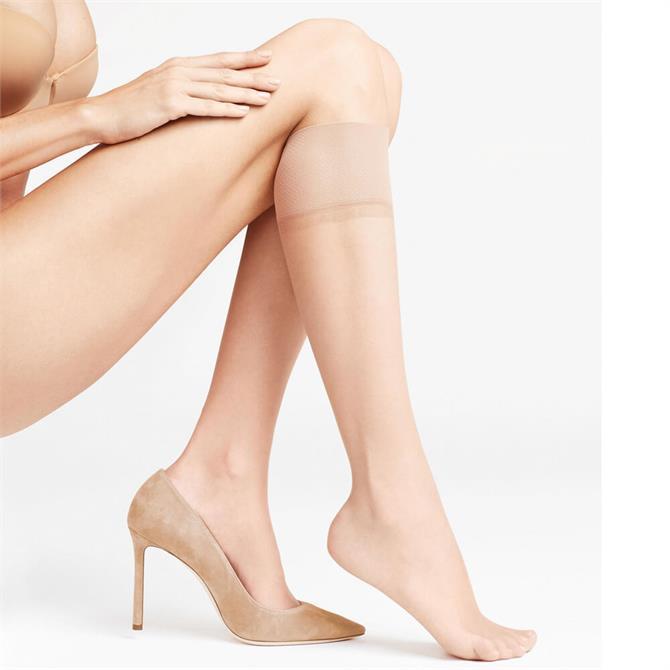 Falke Shelina 12 Denier Women Knee-High Socks