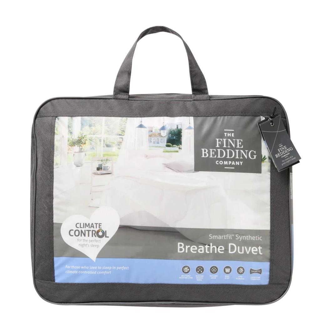 The Fine Bedding Company - Breathe Duvet - 4.5 tog - Single