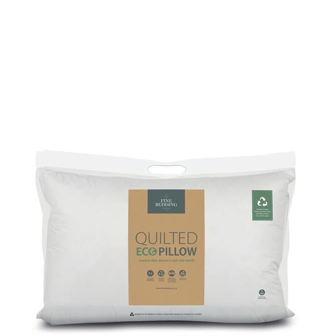 The Fine Bedding Company Eco Pillow