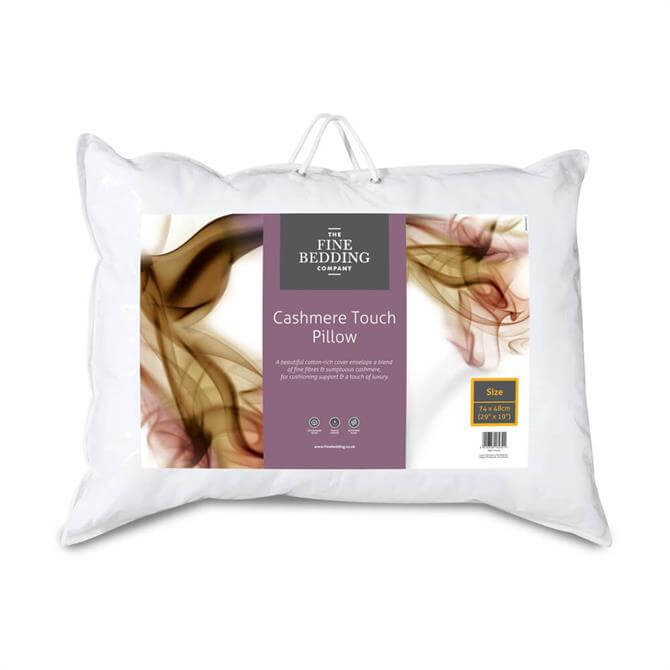 The Fine Bedding Company Cashmere Touch Pillow