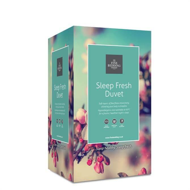 The Fine Bedding Company Sleep Fresh Duvet 4.5 Tog