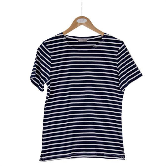 First Avenue Striped T-Shirt