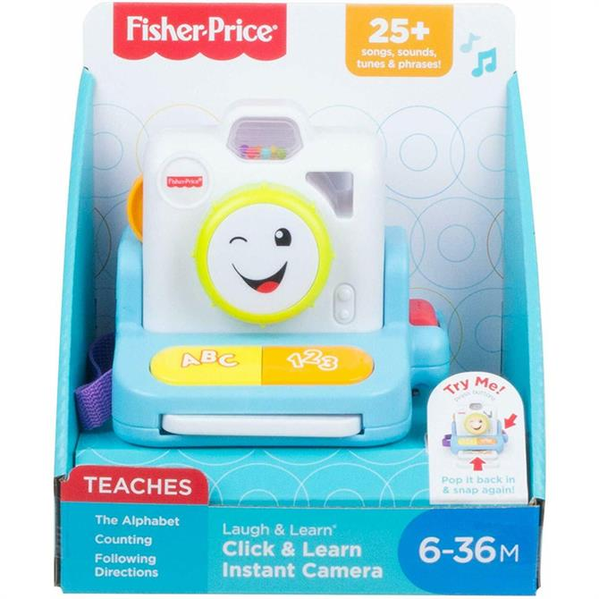 Fisher Price Laugh & Learn Instant Camera