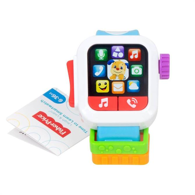 Fisher Price Laugh And Learn Smart Watch