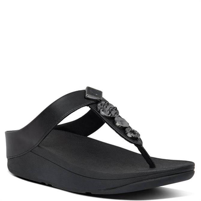FitFlop™ Fino Circle Toe-Thongs