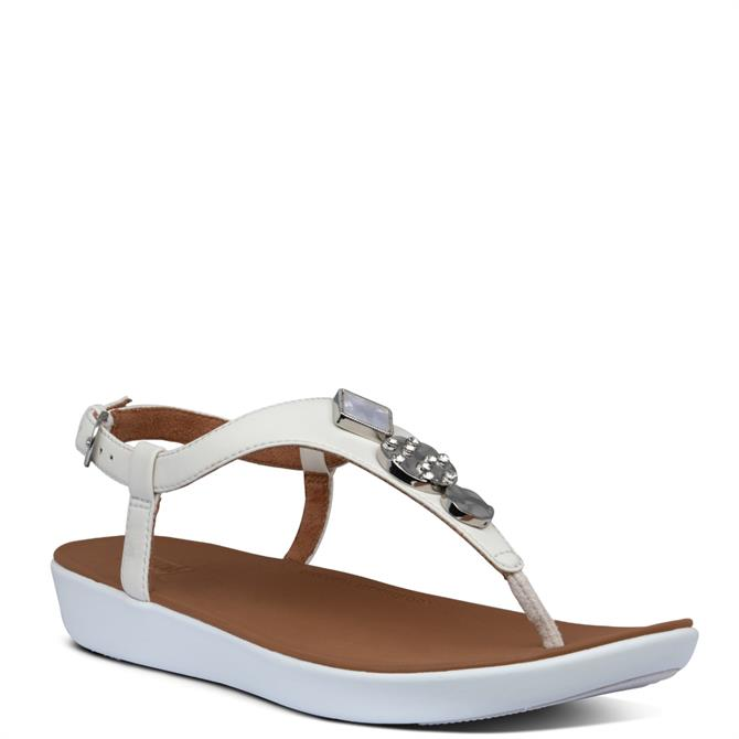 FitFlop™ Lainey Circle Stone Back-Strap Sandals
