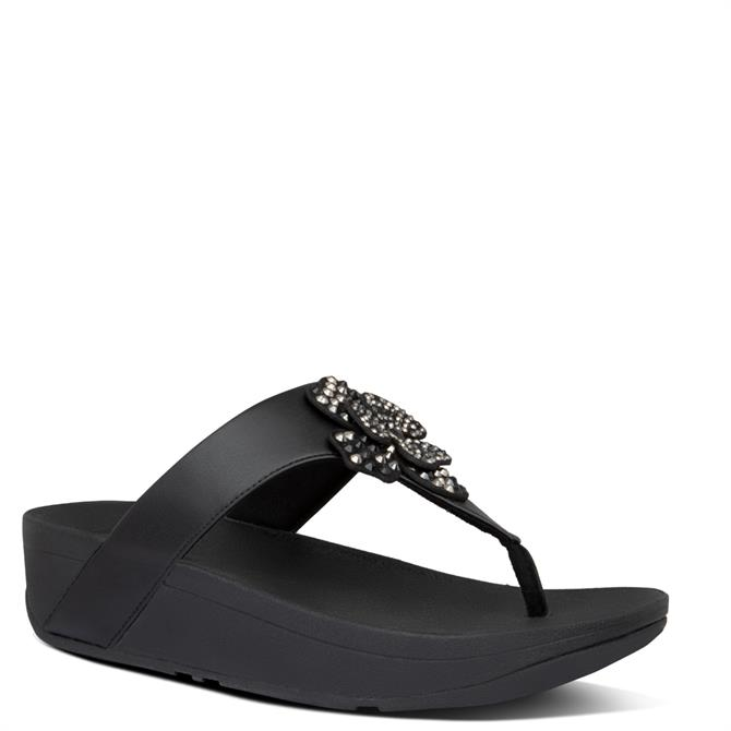 FitFlop™ Lottie Corsage Toe-Thongs