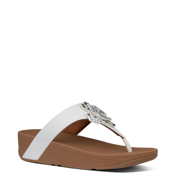 FitFlop™ Lottie Corsage Toe-Thongs
