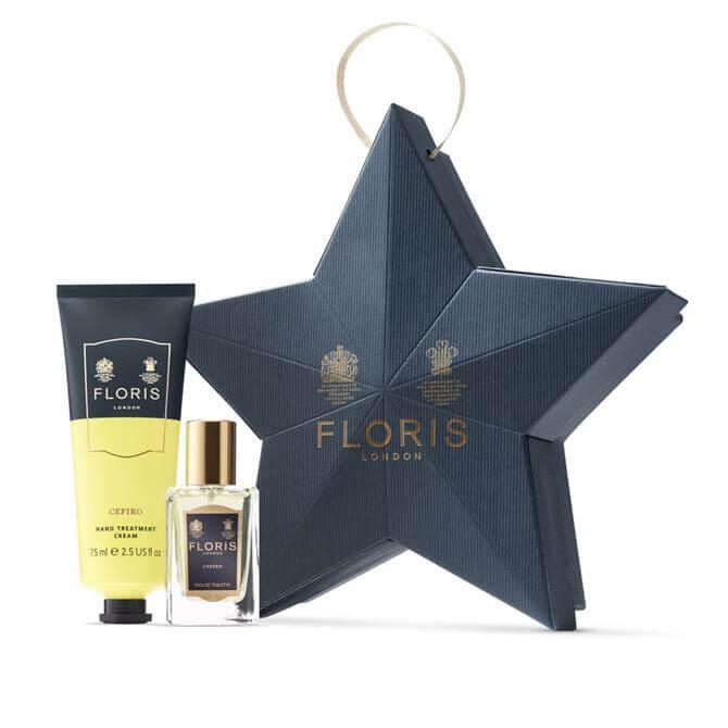 Floris Cefiro Star Fragrance & Hand Cream Gift Set
